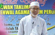 27 April 2019 Al Wajiz Fi Al Aqidah Al Salaf Al Salih Al Sunnah Wa Al Jamaah Tuan Guru Dato Dr Johar