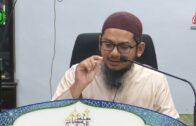 "5 April 2019 ""Hukum Sihir Menurut Mazhab Syafie"" Ustaz Ahmad Hasyimi Bin Che Pa"