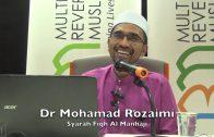 Bagaimana Kalau Timbul Syak Selepas Bagi Salam | DR ROZAIMI RAMLE