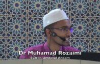 Bolehkah Istinjak Guna Tisu Sedangkan Ada Air | Dr Rozaimi Ramle