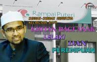 Dr Rozaimi Ramle: Sunnah-sunnah Menerima Kelahiran Part (9-9)
