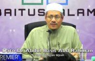 Lepas Buat Tuduhan, Suruh Nafi (Terbalik) | Dr Abdul Basit Abd Rahman