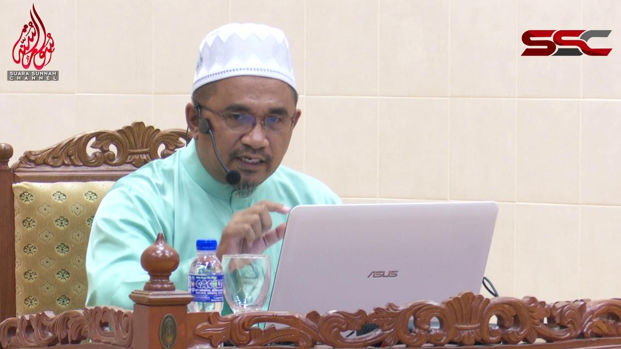 """Mencintai Rasulullah: Antara 3 Abu"" Ustaz Shamsuddin Bin Abdul Rahman"