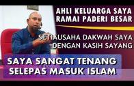 Muhammad Roger James Arnold ~ Dari Keluarga Kuat Kristian Kepada Islam