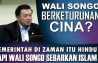 DR TAUFIQ YAP ~ Wali Songo Sebarkan Islam Di Bawah Majapahit Beragama Hindu