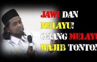 Dr. Sahul – Melayu Dan Jawi! Orang Melayu Wajib Tonton