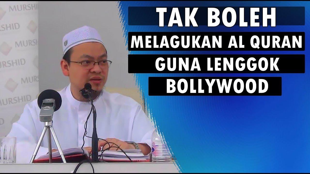 Dr Zaharuddin Abd Rahman || Cara Melagukan Al Quran Yang Dilarang