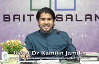 20200202 Ustaz Dr Kamilin Jamilin : Membongkar Kecelaruan Pemikiran Lelaki Berambut 'DreadLock'