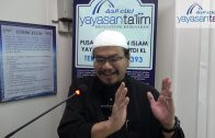 Yayasan Ta'lim: Tarikh Tasyri' : Sejarah Legislasi Hukum Islam  [13-02-2020]