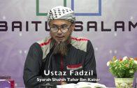 20191106 Ustaz Fadzil : Syarah Shahih Tafsir Ibn Katsir