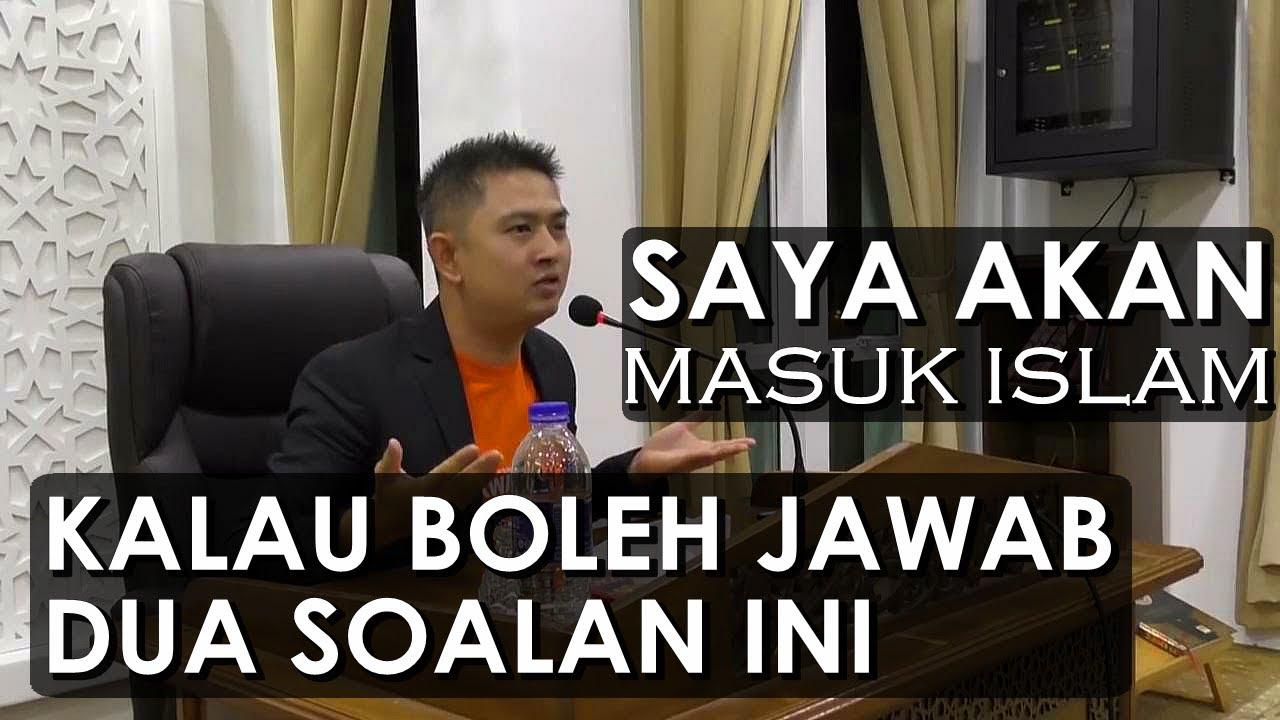 Perjalanan Memeluk Islam | Bro Ben Ooi Chooi Beng