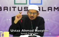 Rasulullah Tak Jadi Tangkap Jin Kerana Teringatkan Doa Nabi Sulaiman | Ustaz Ahmad Hasyimi