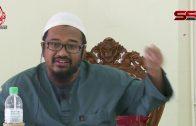 """Syarhus Sunnah"""" Karya Al-Imam Al-Muzani Ustaz Emran Bin Ahmad PART 2"""