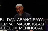Syeikh Hussain Yee || Cara Bermuamalat Dengan Keluarga Yang Belum Islam