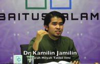 Takde BUKTI Orang 'claim' Rambut & Tapak Kaki NABI – Ustaz Kamilin