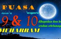 Ustaz Muhammad Fahmi : Puasa Tasu'a Dan 'Asyura