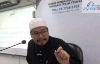 Yayasan Ta'lim: Fiqh Al Asma' Al Husna [29-01-2020]