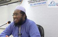 Yayasan Ta'lim: Huraian Kitab At Tauhid [19-02-2020]