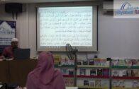 Yayasan Ta'lim: Ilmu Sorof [23-01-2020]