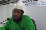 Yayasan Ta'lim: Tafsir Surah An Nur [06-02-2020]