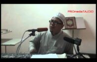 01-01-2014 Ustaz Ridzwan Abu Bakar: Jangan Buat Syirik Kepada Allah