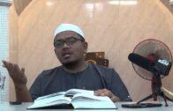 08-09-2014 Ustaz Hisyam Mohd Radzi: Amalan Bergantung Dengan Niat