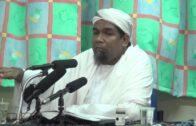 18-11-2014 Ustaz Abdullah Iraqi: Doa Sebelum Salam & Wirid Selepas Solat