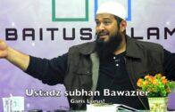 20180210 Ustadz Subhan Bawazier : Garis Lurus!