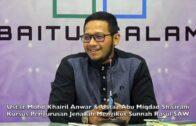20180923 Ust. Mohd Khairil Anwar & Ust. Abu Miqdad : Pengurusan Jenazah Mengikut Sunnah Rasul SAW