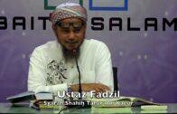 20181003 Ustaz Fadzil : Syarah Shahih Tafsir Ibn Katsir