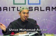 20181104 Ustaz Mohamad Azraie : Syarah Fiqh Akhlak