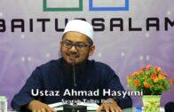 20181222 Ustaz Ahmad Hasyimi : Syarah Talbis Iblis