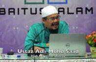 20181227 Ustaz Adli Mohd Saad : Fiqh Muyassar (Siri 2)