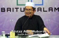 20181231 Ustaz Abu Mubarak : Syarah Aqidah Tahawiah