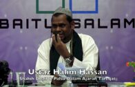 20190310 Ustaz Halim Hassan : Shahih Dhaif & Palsu Dalam Ajaran Tareqat