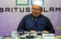 20190311 Ustaz Abu Mubarak : Syarah Aqidah Tahawiah