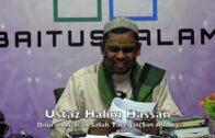 20190324 Ustaz Halim Hassan : Daurah Ajaran Salah Tareqat(Siri Akhir)