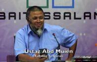 20190403 Ustaz Abd Muien : Tadabur Al Quran