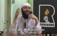 20190404 Dr Ali Al Barghouti : The Silent Battle
