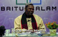 20190428 Ustaz Halim Hassan : Daurah Simple Ramadhan