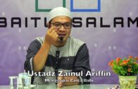 20190501 Ustadz Zainul Ariffin : Menggapai Cinta Ilahi