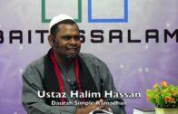 20190512 Ustaz Halim Hassan : Daurah Simple Ramadhan