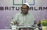 20190608 Ustaz Halim Hassan : Bagaimana Rasul SAW Mendidik Generasi Idaman