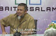 20190702 Ustaz Abd Muien : Tadabur Al Quran