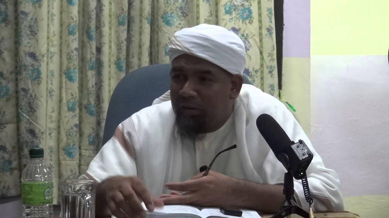 21-05-2014 Ustaz Abdullah Iraqi: Tujuh Anggota Sujud
