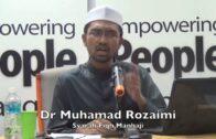 Ada Orang Marah Bila Saya Kata 'Guna LOGIK' – Dr Rozaimi Ramle