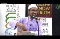 Adakah Berbeza Duduk Tasyahud Awal & Akhir | DR ROZAIMI RAMLE
