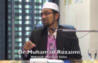 "ASAL ""HARAM JADAH"" – DR ROZAIMI RAMLE"