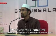 Benarkah Hitam Di Dahi Maksud Tanda Sujud | Dr Rozaimi Ramle