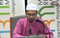 Berdehem Ketika Solat | DR ROZAIMI RAMLE